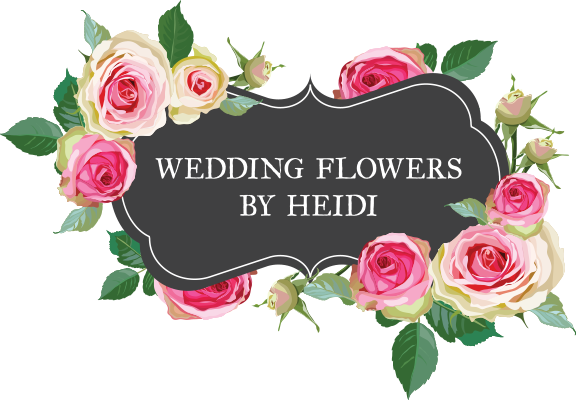 Wedding Flowers by Heidi
